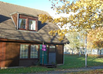 Thumbnail 3 bed semi-detached house for sale in Kembhill Park, Kemnay