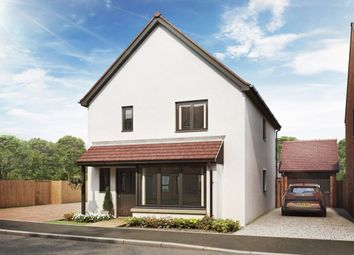Thumbnail 3 bed detached house for sale in Brooklands Cheltenham Road, Evesham