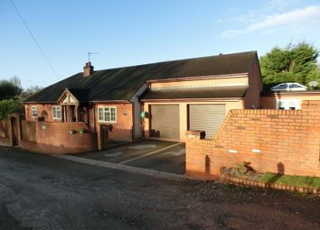 Thumbnail 3 bed detached bungalow for sale in Houndsfield Lane, Tidbury Green, Solihull