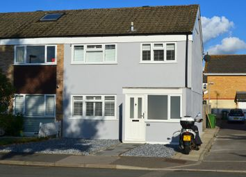 3 bed end terrace house for sale in Bennett Close, Cobham KT11