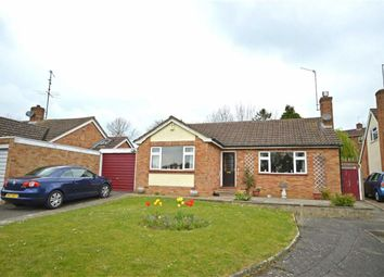 Thumbnail 2 bed detached bungalow for sale in The Close, Kingsthorpe, Northampton