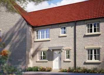 "Thumbnail 3 bed terraced house for sale in ""The Southwold"" at Somerton Business Park, Bancombe Road, Somerton"