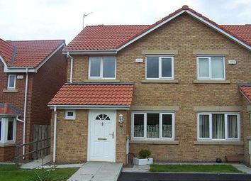 Thumbnail Semi-detached house for sale in Woodhorn Farm, Newbiggin