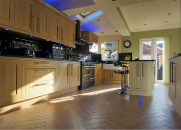 Thumbnail 4 bed semi-detached house for sale in Victoria Road, Manchester