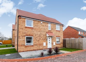 Thumbnail 3 bed semi-detached house for sale in Fossard Gardens, Swinton, Mexborough
