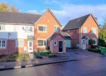 Thumbnail 3 bed semi-detached house for sale in Firecrest Way, Nottingham