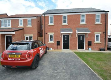Thumbnail 2 bed property to rent in Barnsdale Drive, Hampton Gardens, Peterborough