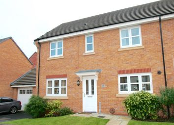 Thumbnail 3 bedroom semi-detached house for sale in Greenfinch Way, Heysham, Morecambe