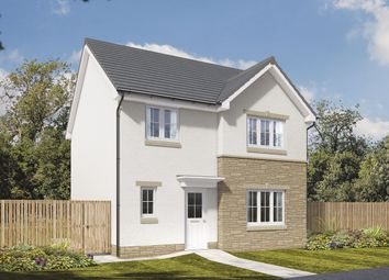 Thumbnail 3 bed detached house for sale in Meikle Earnock Road, Hamilton