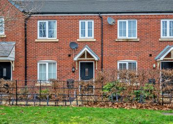 Thumbnail 3 bed terraced house for sale in Lakeside Boulevard, Cannock