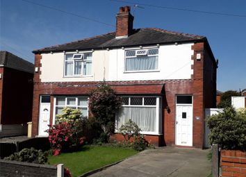 Thumbnail 2 bedroom semi-detached house for sale in Highfield Road, Bolton, Lancashire