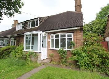 Thumbnail 4 bed bungalow to rent in Broadmeadow, Aldridge, Walsall