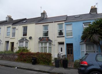 Thumbnail 2 bed flat to rent in Clifton Crescent, Falmouth