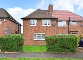 Thumbnail 3 bedroom semi-detached house for sale in Woodhouse Avenue, Beighton, Sheffield