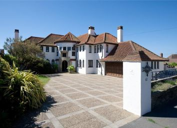 Thumbnail 5 bed detached house for sale in South Cliff, Bexhill-On-Sea