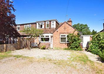 Thumbnail 2 bed semi-detached house for sale in Barnham Lane, Walberton, Arundel, West Sussex
