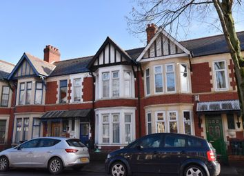 Thumbnail 5 bedroom terraced house to rent in Courtenay Road, Splott, Cardiff