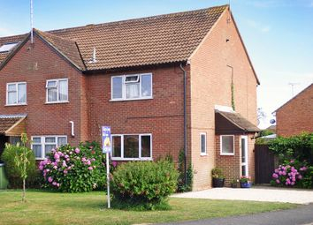Thumbnail 2 bed end terrace house for sale in Church Road, Rustington, Littlehampton