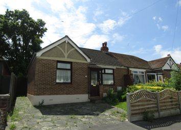 Thumbnail 2 bedroom semi-detached bungalow for sale in Shaftesbury Avenue, Purbrook, Waterlooville