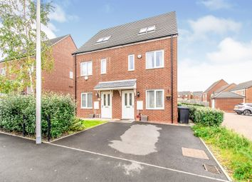 Thumbnail 3 bed semi-detached house for sale in Chestnut Street, Walsall