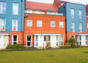 Thumbnail 3 bed terraced house for sale in Ambassador Walk, Eastleigh