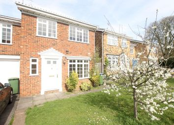 Thumbnail 4 bed property to rent in Hillcrest, Weybridge
