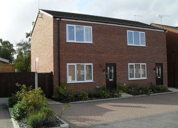 Thumbnail 2 bed semi-detached house to rent in Skeath Close, Sandbach, Cheshire