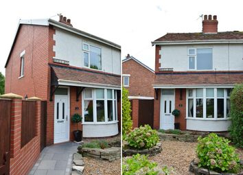 Thumbnail 2 bed semi-detached house for sale in Mirfield Grove, Marton, Blackpool