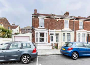 Thumbnail 4 bed end terrace house to rent in Grayshott Road, Southsea