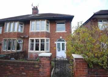 Thumbnail 3 bedroom semi-detached house for sale in Ryburn Avenue, Blackpool
