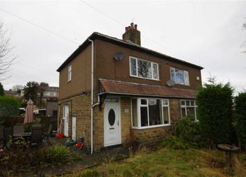 Thumbnail 2 bedroom semi-detached house for sale in Sandbeds Road, Pellon, Halifax