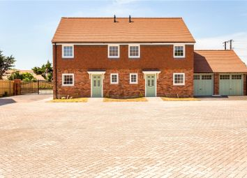 Thumbnail 3 bed semi-detached house for sale in Meadowsweet View, Yapton, Arundel