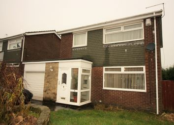 Thumbnail 3 bed detached house to rent in Kenmoor Way, Chapel Park Tyne & Wear