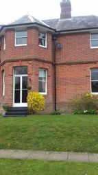 Thumbnail 1 bedroom flat to rent in Diss Road, Scole