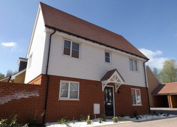 Thumbnail 3 bed detached house to rent in Isles Quarry Road, Borough Green, Sevenoaks