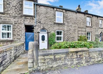 Thumbnail 2 bed terraced house to rent in Marple Road, Charlesworth, Glossop