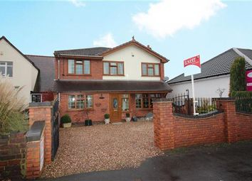 Thumbnail 4 bed detached house for sale in Beech Court, Walsall Road, Great Wyrley, Walsall