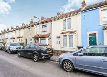 Thumbnail 3 bed terraced house for sale in Balaclava Road, Fishponds