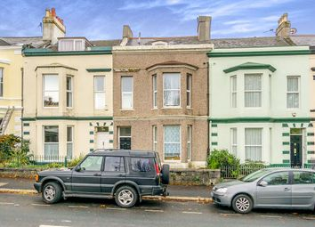 Thumbnail 6 bedroom terraced house for sale in Lipson Road, Lipson, Plymouth