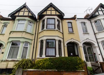 Thumbnail 3 bed terraced house for sale in Silverdale Avenue, Westcliff-On-Sea