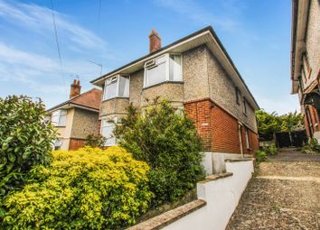 Thumbnail 3 bed flat for sale in Charminster Road, Bournemouth