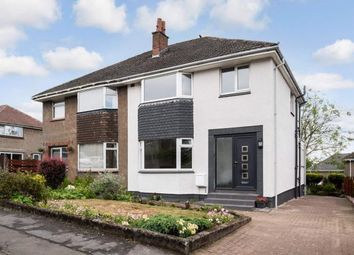 Thumbnail 3 bedroom semi-detached house for sale in Eagle Crescent, Bearsden, Glasgow, East Dunbartonshire