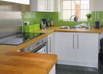 Thumbnail 2 bedroom terraced house for sale in Spring Road, Ipswich