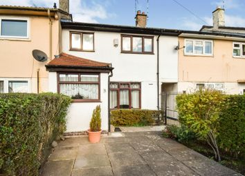 Thumbnail 3 bed town house for sale in Wreford Crescent, Leicester