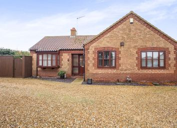 Thumbnail 3 bedroom detached bungalow for sale in Veltshaw Close, Heacham, King's Lynn