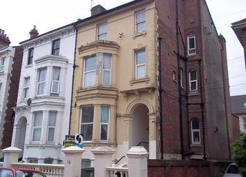 Thumbnail Studio to rent in Ashburton Road, Southsea