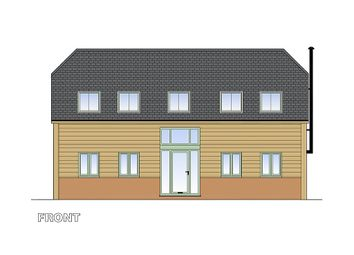 Thumbnail 3 bed detached house for sale in Brewers Yard, Potterhanworth, Lincoln, Lincolnshire