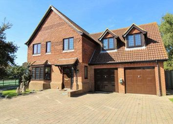 Thumbnail 4 bed detached house for sale in Homelands, Sellindge