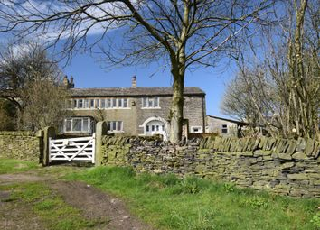 Thumbnail 3 bed cottage for sale in Slades Road, Bolster Moor, Huddersfield