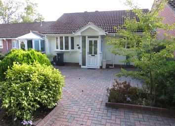 Thumbnail 2 bed terraced bungalow for sale in Blackthorn Way, Verwood